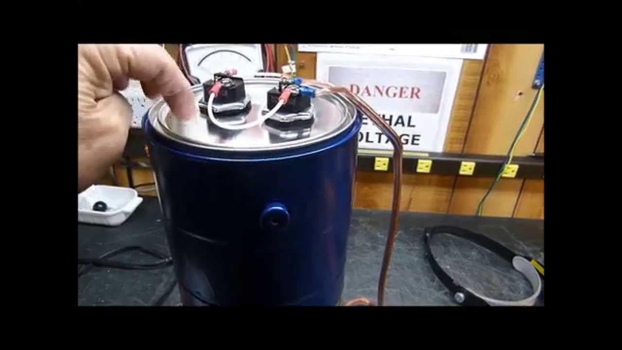 DIY Audio Dummy load out of Water Heater Element? | Audio