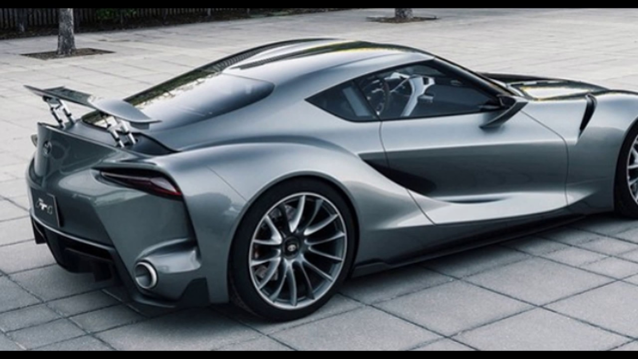 2018 NEW Toyota Supra Price - YouTube