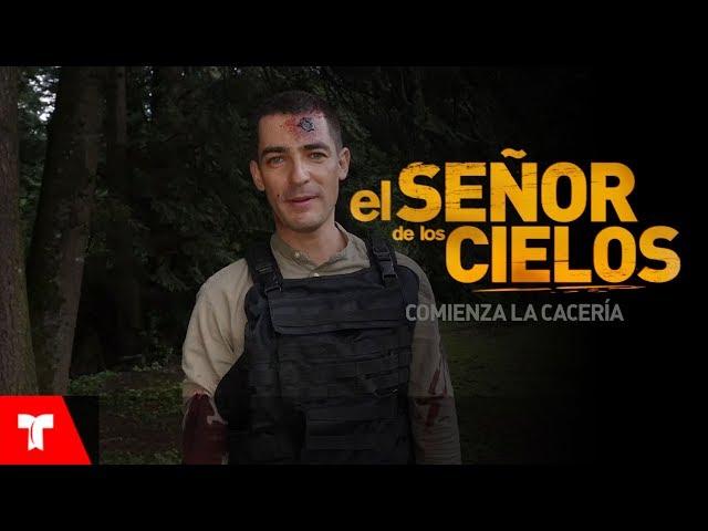 El Señor de los Cielos 5 | Manuel Balbi se despide de su personaje Rodrigo Rivero | Telemundo