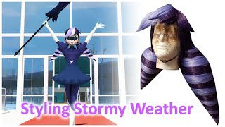 Miraculous Ladybug Stormy Weather | Wig Time Lapse