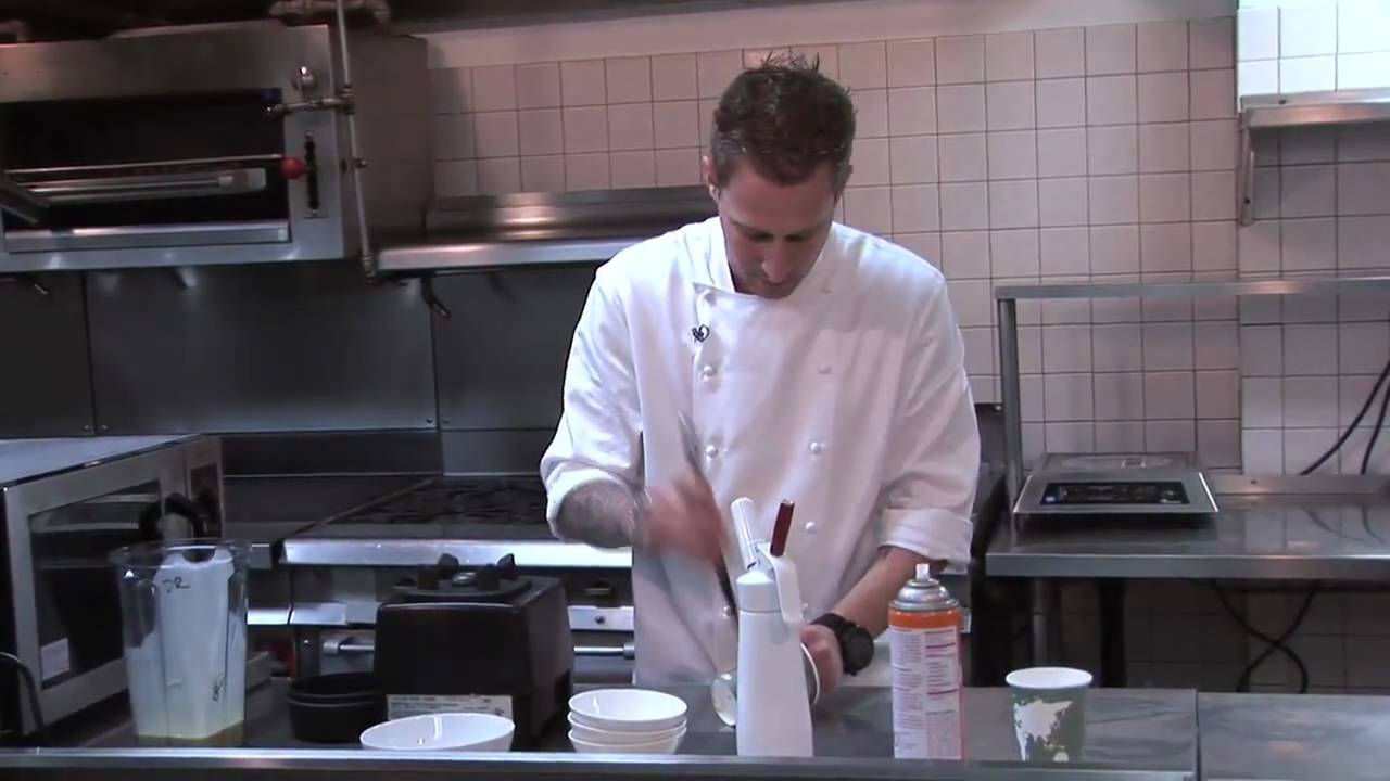 Michael Voltaggio Makes Bread in the Microwave - YouTube