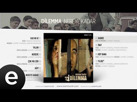 Kabus (Dilemma) Official Audio #kabus #dilemma