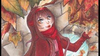 【Copic Speedpaint】Autumn Days