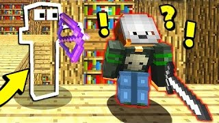 100 НЕВИДИМЫЙ ДЕТЕКТИВ В МАНЬЯКЕ ТРОЛЛИНГ СКИНОМ В МАЙНКРАФТЕ 0 Minecraft Murder Mystery