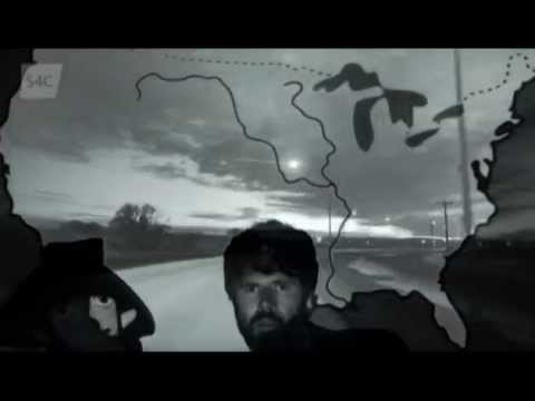 Gruff Rhys - American Interior - PowerPoint Presentation Song