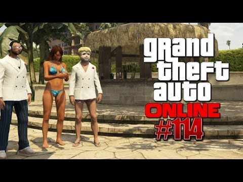 GTA 5 Online ► PERVERSE SPANNER, BRÜSTE UND PLAYBOY   Let's Play GTA 5  [HD+   Folge 114]