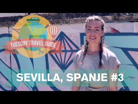 Travel Guide [Sevilla, Spanje] #3 | ♥ iamtheknees