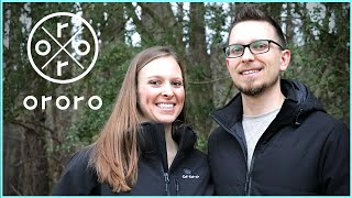 ORORO Heated Jacket Men's and Women's Review