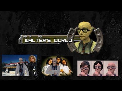 Half-Life - The History of Walter Bennett