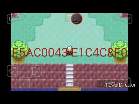 Pokemon reloaded cheats carameloraro
