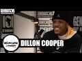 Capture de la vidéo Dillon Cooper - Interview (Live Des Studios De Generations)