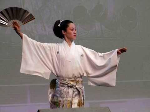 danse traditionnelle japonaise version 2 youtube. Black Bedroom Furniture Sets. Home Design Ideas