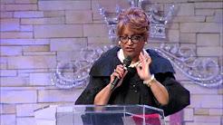 Glory is Just around the Corner - Bishop Vashti McKenzie - 092715 10am service