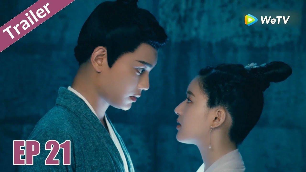 Trailer   Trần Thiên Thiên , Ngày Ấy Bây Giờ – Tập 21 (Vietsub)   Top Phim Cổ Trang Xuyên Không