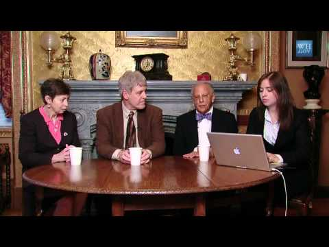 Marye Anne Fox Participates in White House Interview