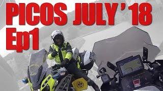Picos De Europa Motorcycle - July 2018 Ep1