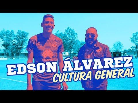 Edson Álvarez del América (preguntas muy fáciles)