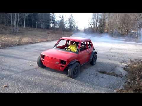Fiat 126 C20XE GSi 2.0 16v