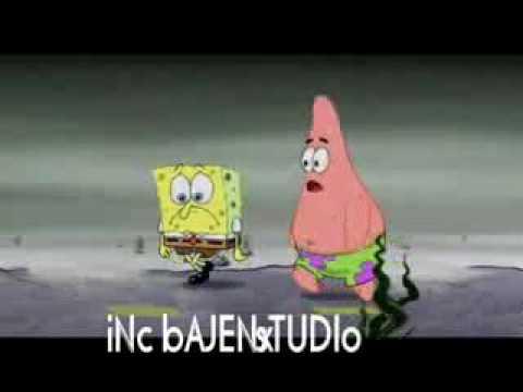 Spongebob Menyanyi Lagu Yang Lucu