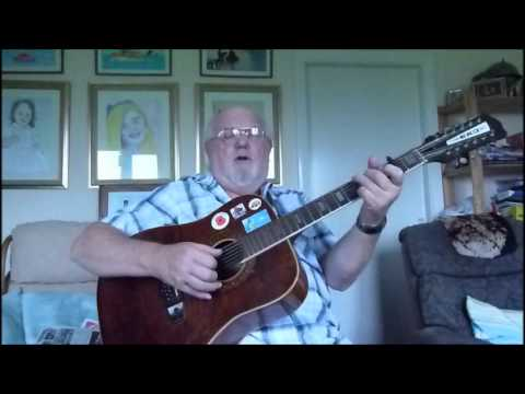 12 String Guitar Silver Dagger Including Lyrics And Chords Youtube