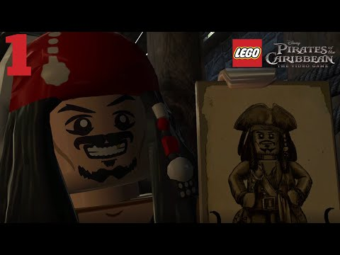 LEGO Pirates of the Caribbean: The Video Game Part 1 - Port Royal |