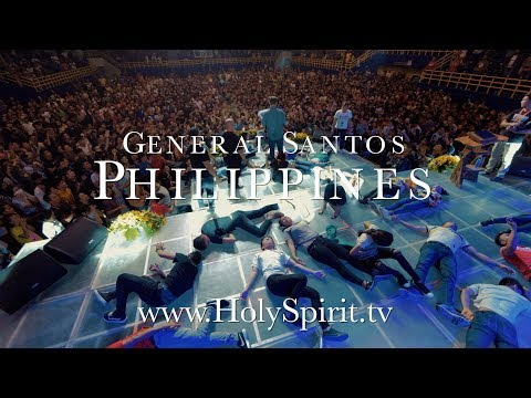Fire of the Holy Spirit falling in the Philippines!