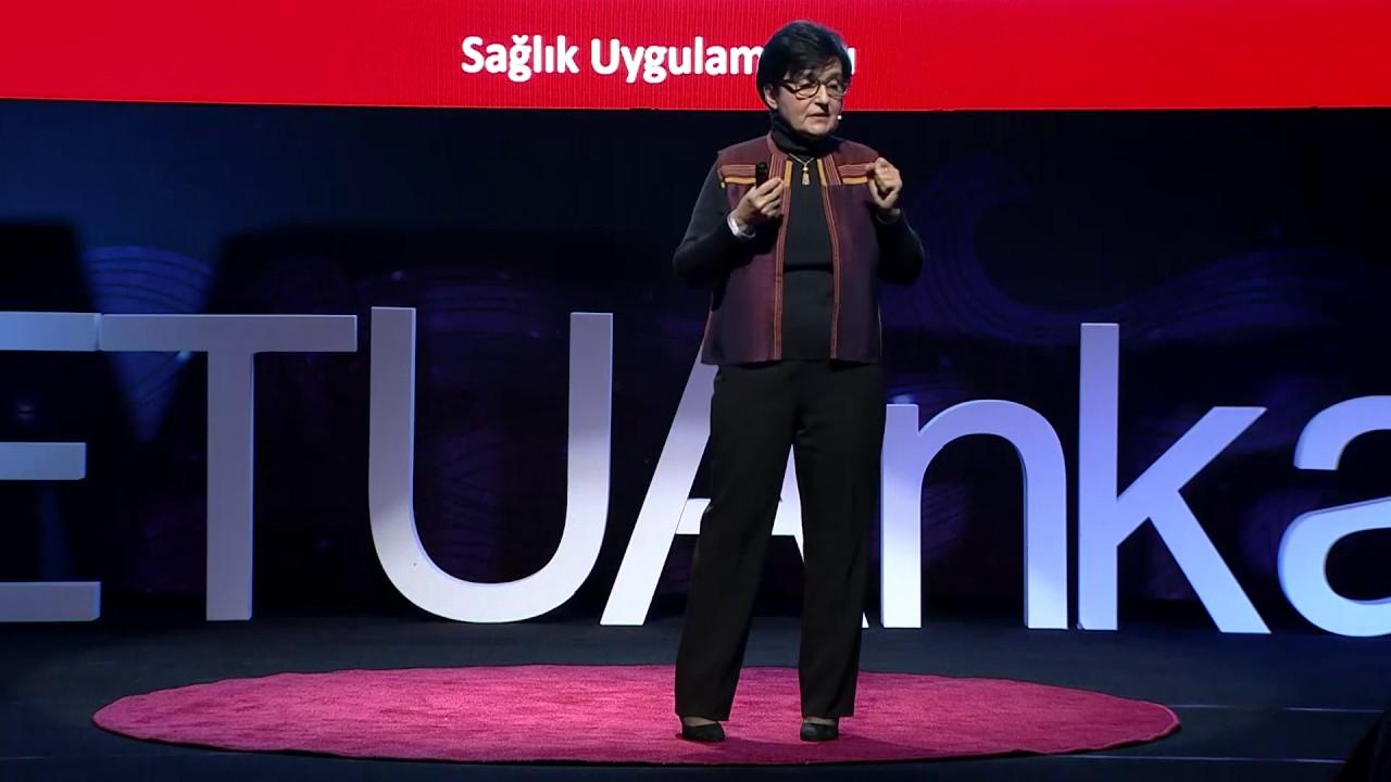 İnsanlık 5.0 | Banu Onaral | TEDxMETUAnkara