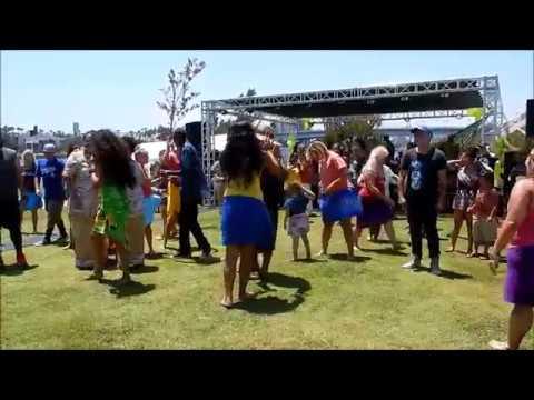 Pacific Islander Festival in Long Beach 7/22/2017
