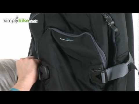 Lifeventure Ceduna 120 Wheelie Duffle Bag - www.simplyhike.co.uk
