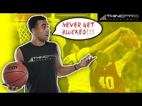 How to: Never Get Your LAYUP Blocked in Basketball AGAIN!!! How to Make Layups Over Taller Defenders