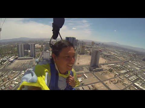 Skyjump Las Vegas - YouTube