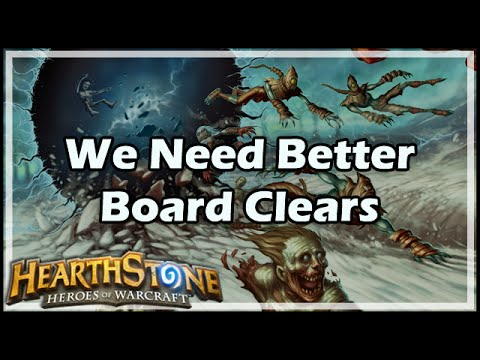 [Kripparrian] We Need Better Board Clears