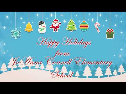 JoAnna Connell Elementary School Holiday Concert