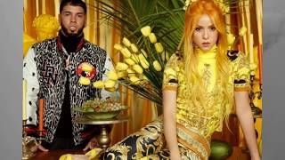 Shakira & Anuel AA - Me Gusta (video Official)