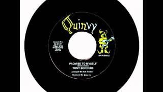 Tony Borders - Promise To Myself