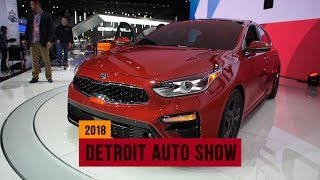 2019 Kia Forte gets a Stinger makeover aims for 35 mpg