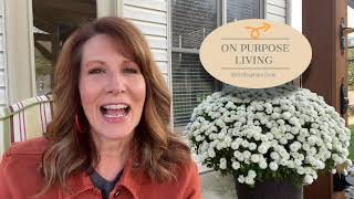 Welcome to On Purpose Living