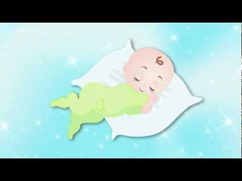 Cancion de cuna Estrellita - Letra - musica para dormir relajar bebe - arrullo - cuna descanso#