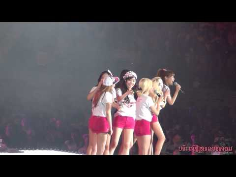 130609 Talk+How great is your love @ 2013 Girls' Generation World Tour Girls & Peace in Seoul