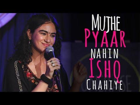 """Mujhe Pyaar Nahin, Ishq Chahiye"" - Priya Malik Ft Samuel | Valentines Day | UnErase Poetry"