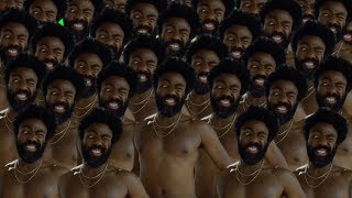 This Is America - One New Donald Glover For Every Wink - Green Screen - Childish Gambino