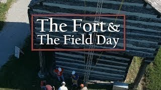 The Fort & The Field Day (Ham radio documentary, 2018)