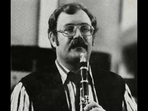 Serge Dangain Concerto pour clarinette et orchestre N°2 Weber