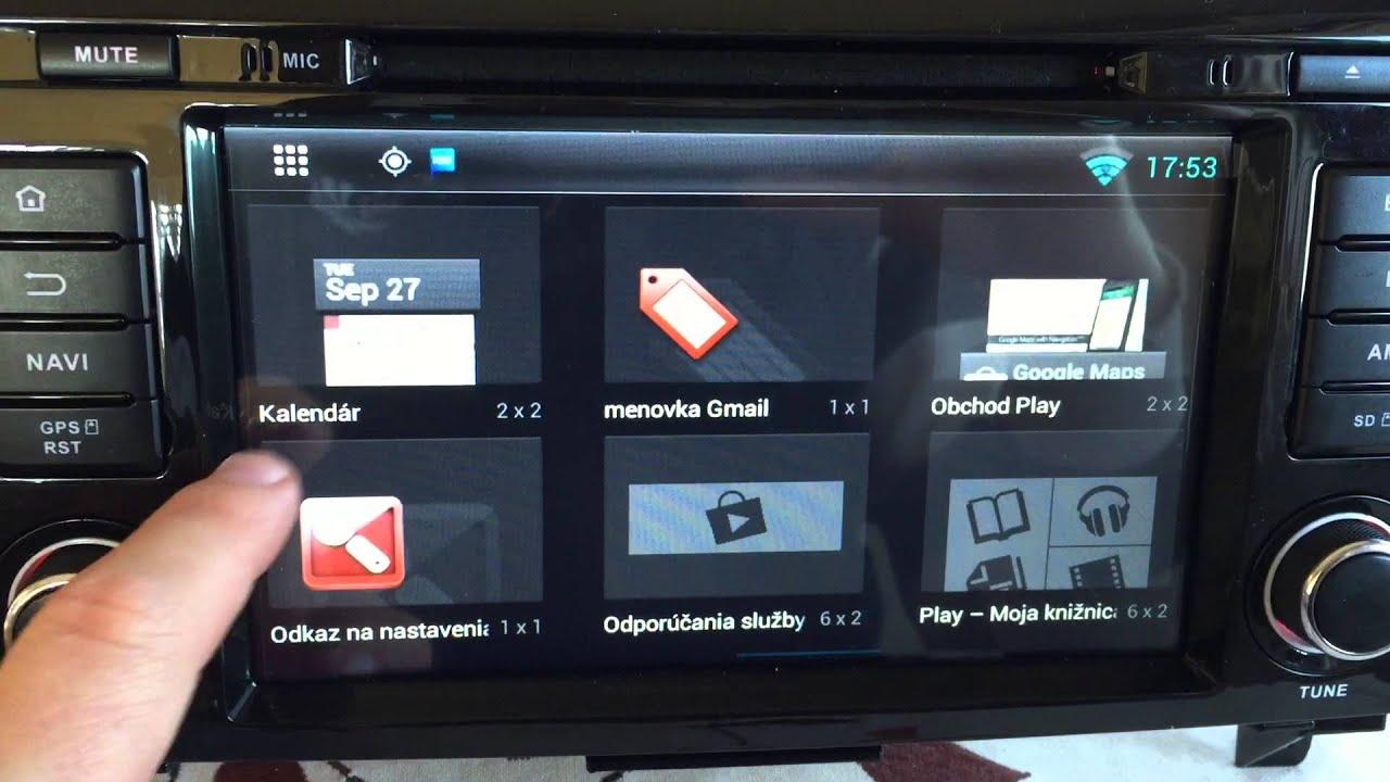 32cf36636 Multimedialne radio Nissan Qashqai + X-trial 2015 - TVSAT NITRA ...