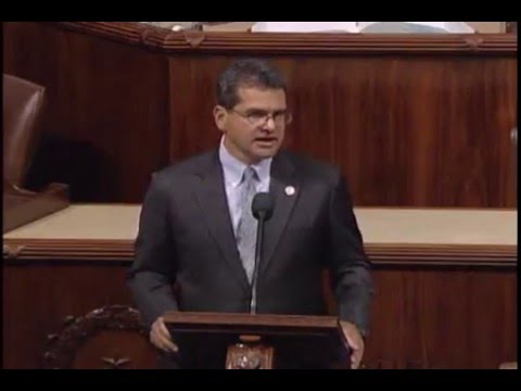 Pierluisi:  The Urgent Need for Congressional Action on Puerto Rico