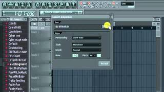 How To Make Own Voice Tag In FL Studio In Hindi
