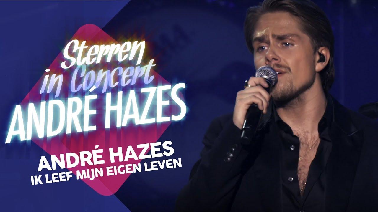 André Hazes Ik Leef Mijn Eigen Leven Sterren In Concert