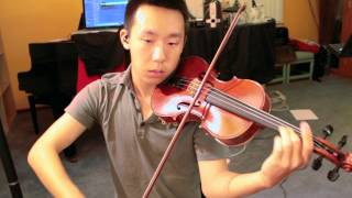 Imagine - John Lennon (Jon C. Chen - Violin Cover)
