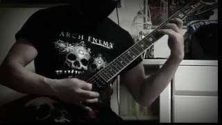 Cosmic Retribution / ARCH ENEMY ( guitar cover )