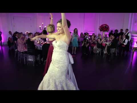 Mother Daughter Wedding Dance - Surprise Choreography!